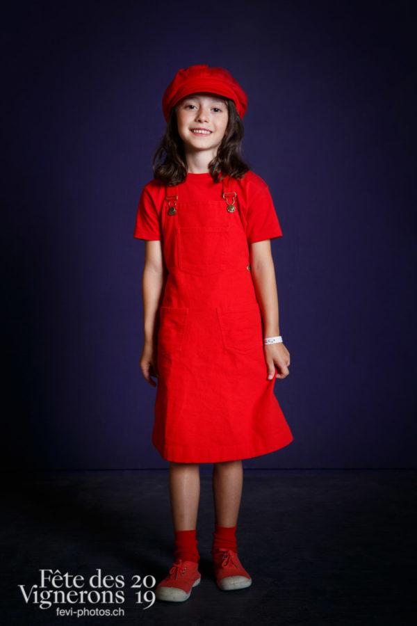 Studio du 9 août - Enfants protecteurs, Studio, Photographies de la Fête des Vignerons 2019.