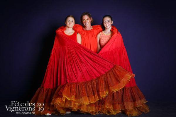 Studio du 9 août - Flammes, Loïe Fuller, Studio, Photographies de la Fête des Vignerons 2019.