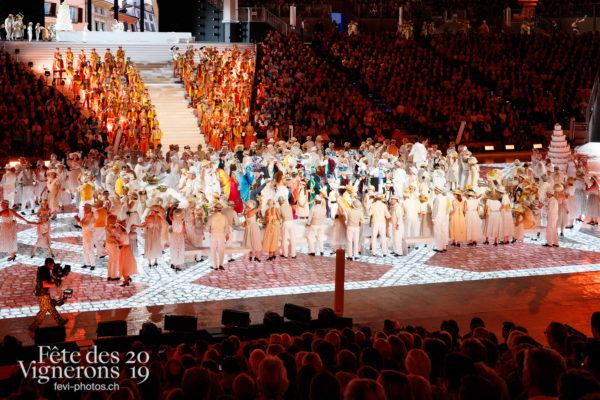 Spectacle - Harmonie de la Fête, Musiciens de la Fête, Musiciens harmonie, Noce, Spectacle, Photographies de la Fête des Vignerons 2019.