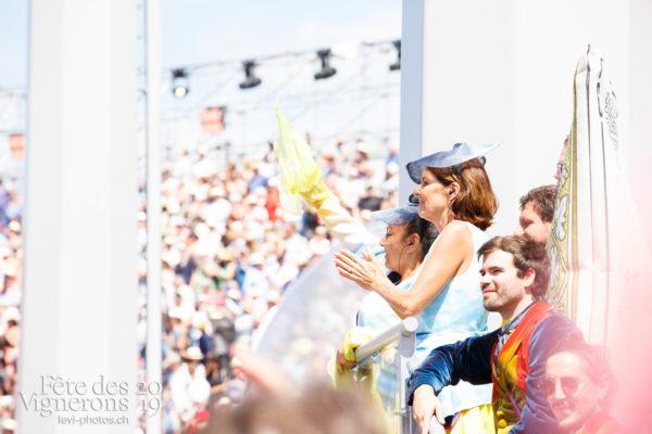Spectacle, dernier final - Bourgeons, Final, Hommes du premier printemps, Spectacle, Spectacle jour, Photographies de la Fête des Vignerons 2019.