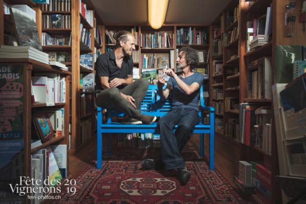 Librettistes - Banc bleu, Direction artistique, Photographies de la Fête des Vignerons 2019.