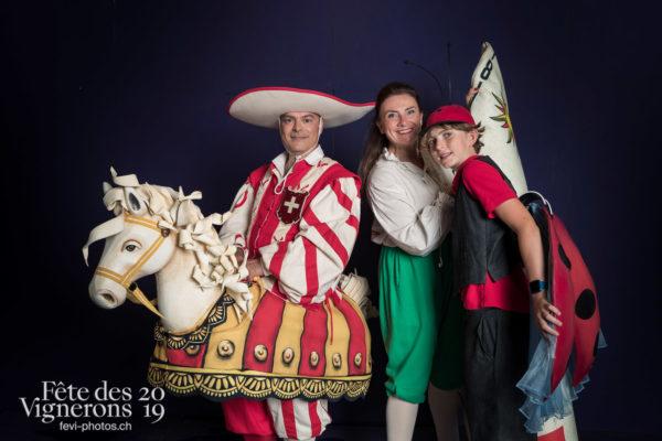 photo studio - Cartes, Cent pour Cent, Musiciens de la Fête, Studio, Voix d'enfants, Photographies de la Fête des Vignerons 2019.