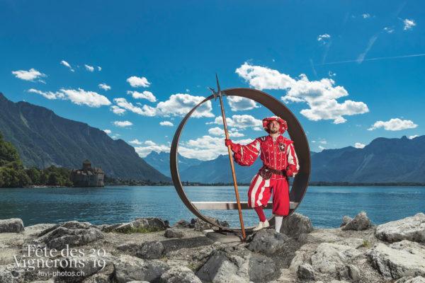 Cent Suisses Chillon - Cent suisses, chillon, Photographies de la Fête des Vignerons 2019.