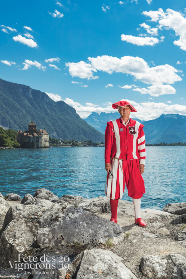 Cent Suisses Chillon - Cent suisses, chillon, Photographies de la Fête des Vignerons 2019.