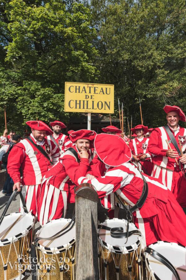 Cent Suisses Chillon