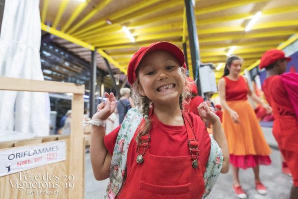 spectacle de nuit - Enfants protecteurs, Photographies de la Fête des Vignerons 2019.