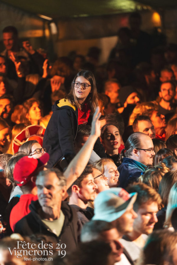 Concert Les Vendangeurs Masqués au Festival des Artistes de Rue