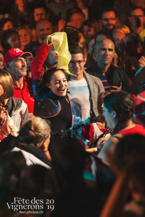 Les Vendangeurs Masqués - FAR 2019 - Bourgeons, Festival des artistes de rue, Ville en Fête, Photographies de la Fête des Vignerons 2019.