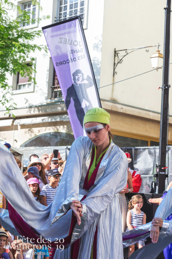FAR 2019 Maîtres-Tailleurs - Festival des artistes de rue, Maîtres-Tailleurs, Photographies de la Fête des Vignerons 2019.