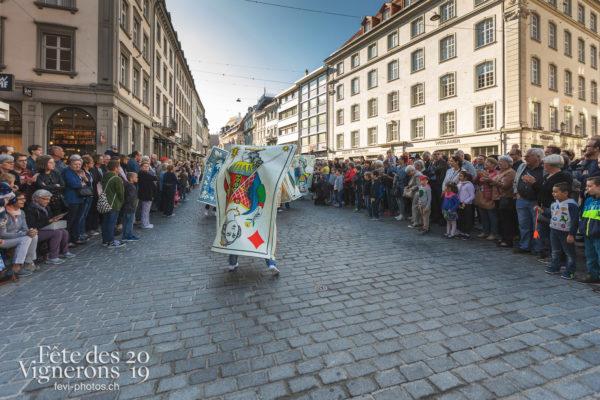 FeVi2019 à l'OLMA 2018 - Cartes, olma, Photographies de la Fête des Vignerons 2019.