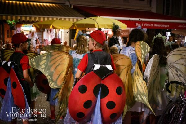 Ambiance en ville - Ambiance, Musiciens de la Fête, Rue, Voix d'enfants, Photographies de la Fête des Vignerons 2019.