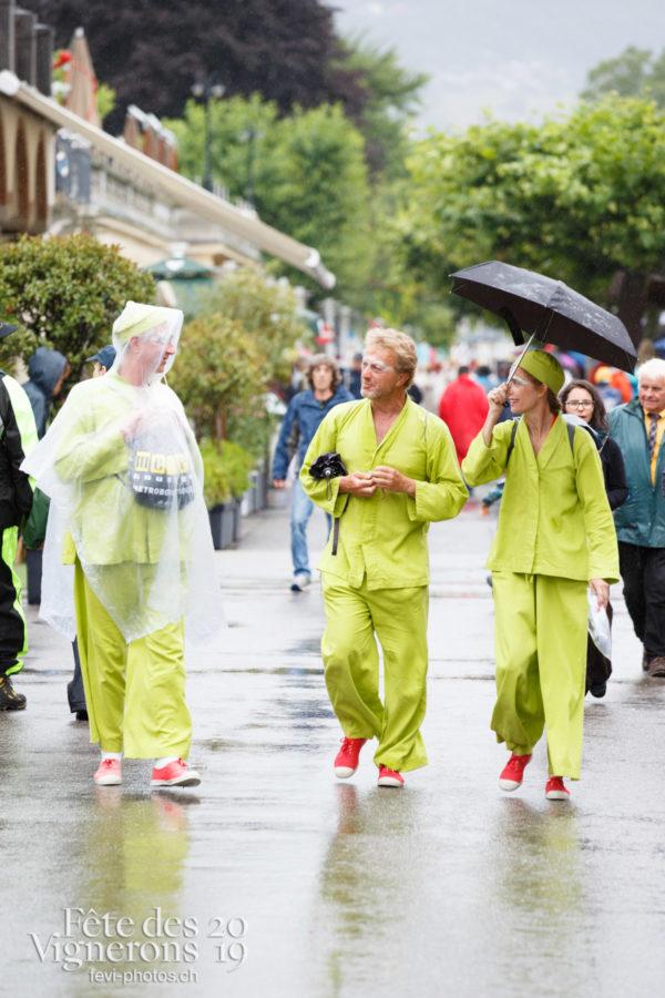 Ambiance en ville - Ambiance, Maîtres-Tailleurs, Rue, Photographies de la Fête des Vignerons 2019.