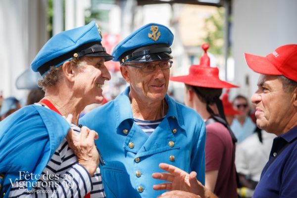 Ambiance en ville - Ambiance, Marins, Rue, Photographies de la Fête des Vignerons 2019.