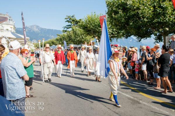 Journée cantonale, cortège du canton de Zürich