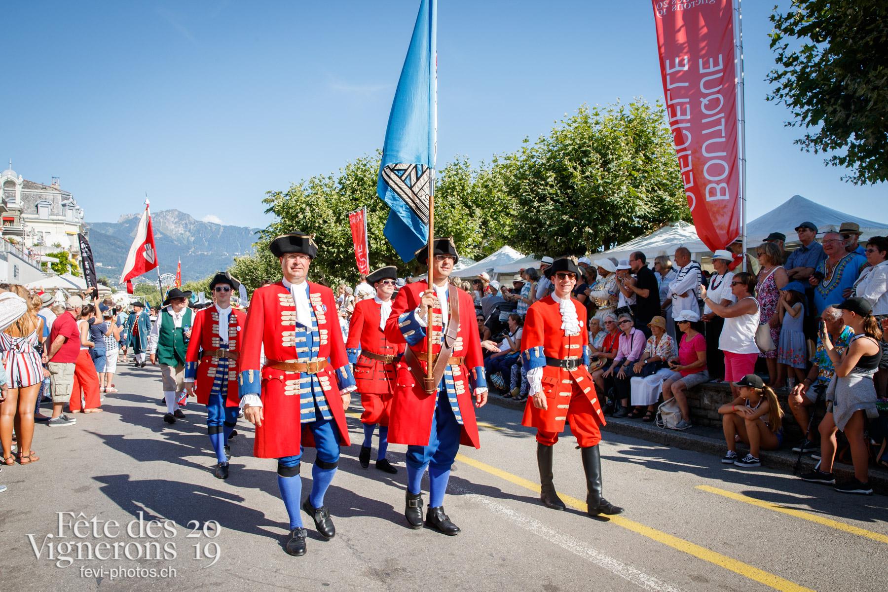Journée cantonale, Zürich - Journées cantonales, Zürich, cortège, journee-cantonale-zurich. Photographes de la Fête des Vignerons 2019