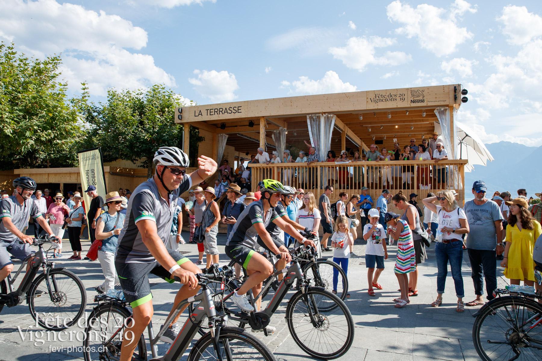 Journée cantonale, Thurgovie - Journées cantonales, Thurgovie, Tour de Suisse, cortège, cyclistes, journee-cantonale-thurgovie. Photographes de la Fête des Vignerons 2019