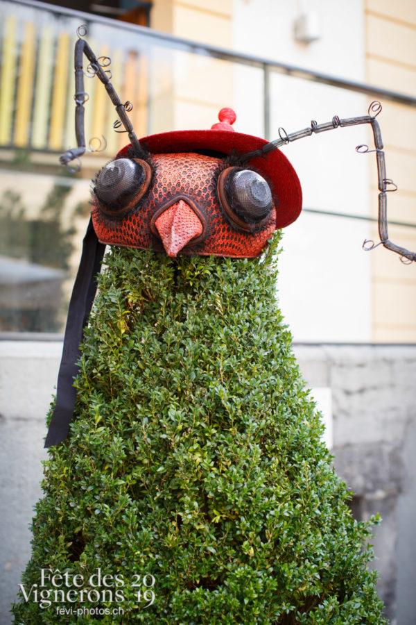 Ambiance en ville - Ambiance, Fourmis, Rue, Photographies de la Fête des Vignerons 2019.