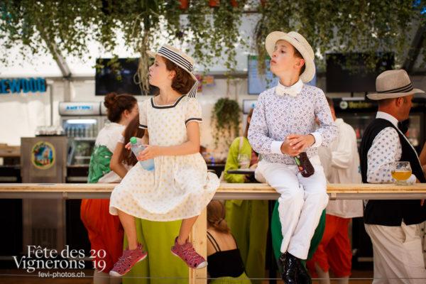 Ambiance en ville - Ambiance, Noce, Rue, Photographies de la Fête des Vignerons 2019.