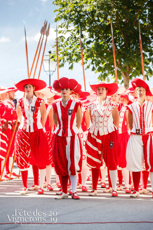 Journée cantonale, District Riviera Pays d'En Haut - Autorités, Cent pour Cent, District Riviera Pays d'En Haut, Journées cantonales, Un jour au Paradis, Photographies de la Fête des Vignerons 2019.