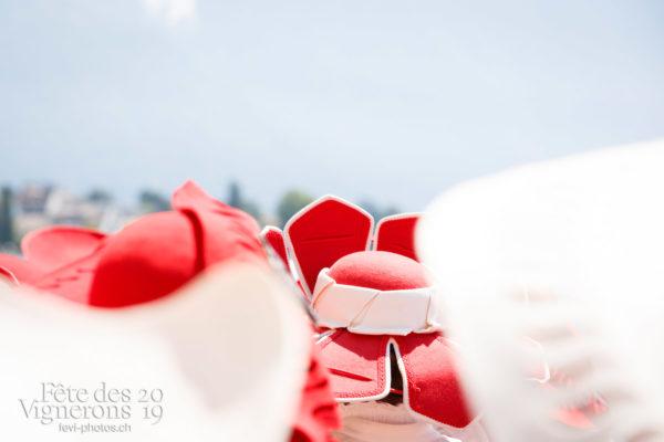 Journée cantonale, District Riviera Pays d'En Haut - Cent pour Cent, Cortège, District Riviera Pays d'En Haut, Journées cantonales, Un jour au Paradis, Photographies de la Fête des Vignerons 2019.