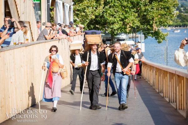 Journée cantonale, District Riviera Pays d'En Haut - Défilé, District Riviera Pays d'En Haut, Journées cantonales, letivaz, Un jour au Paradis, Photographies de la Fête des Vignerons 2019.