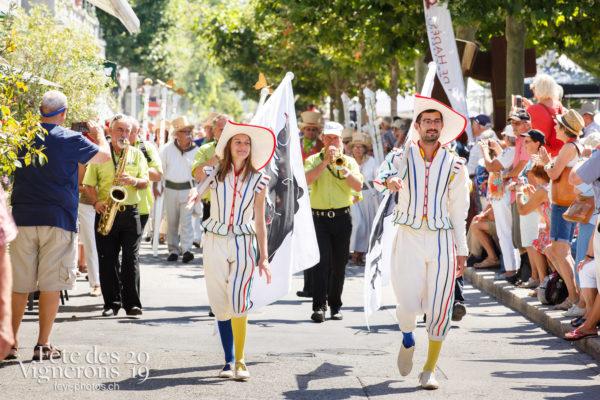 Journée cantonale, Appenzell - Cortège, Défilé, journee-cantonale-thurgovie, Journées cantonales, Porteurs drapeaux, thurgovie, Photographies de la Fête des Vignerons 2019.