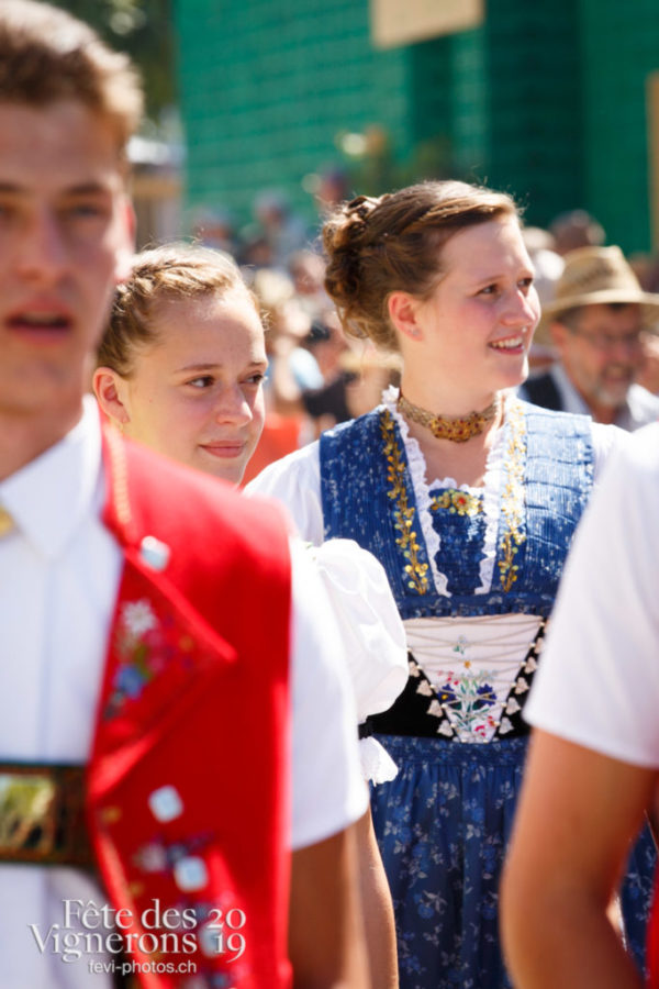 Journée cantonale, cortège et défilé des autorités, Appenzell