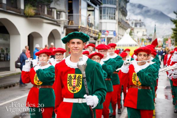 Journée cantonale, Neuchâtel - Défilé, Fifres de Neuchâtel, journee-cantonale-neuchatel, Journées cantonales, Les Armourins, Neuchâtel, Photographies de la Fête des Vignerons 2019.