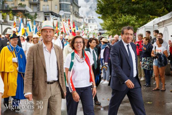 Journée cantonale, Neuchâtel - Autorités, Défilé, journee-cantonale-neuchatel, Journées cantonales, Neuchâtel, Photographies de la Fête des Vignerons 2019.