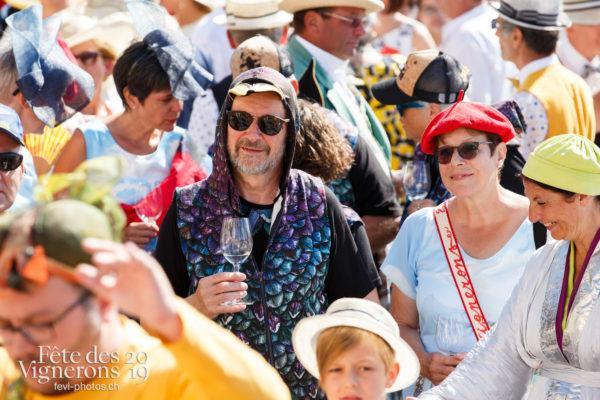 Récéption Aigle-Yvorne - Chœurs de la Fête, Etourneaux, Musiciens de la Fête, reception-aigle-yvorne, Photographies de la Fête des Vignerons 2019.