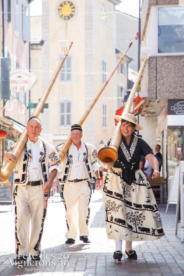 Récéption Aigle-Yvorne - Cors des Alpes, reception-aigle-yvorne, Photographies de la Fête des Vignerons 2019.