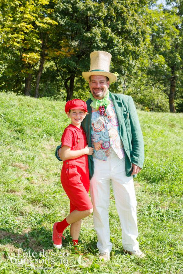 Récéption Aigle-Yvorne - Enfants protecteurs, reception-aigle-yvorne, Vignerons primés, Photographies de la Fête des Vignerons 2019.