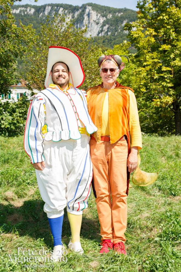 Récéption Aigle-Yvorne - Harmonie de la Fête, Musiciens de la Fête, Porteurs drapeaux, reception-aigle-yvorne, Photographies de la Fête des Vignerons 2019.