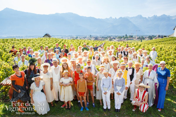Récéption Aigle-Yvorne - groupe, reception-aigle-yvorne, Photographies de la Fête des Vignerons 2019.