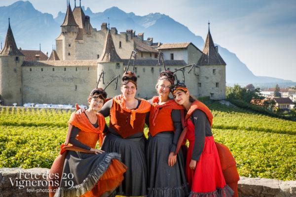 Récéption Aigle-Yvorne - Fourmis, reception-aigle-yvorne, Photographies de la Fête des Vignerons 2019.
