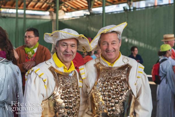 FeVi2019 à Montreux - Oriflammes, Photographies de la Fête des Vignerons 2019.
