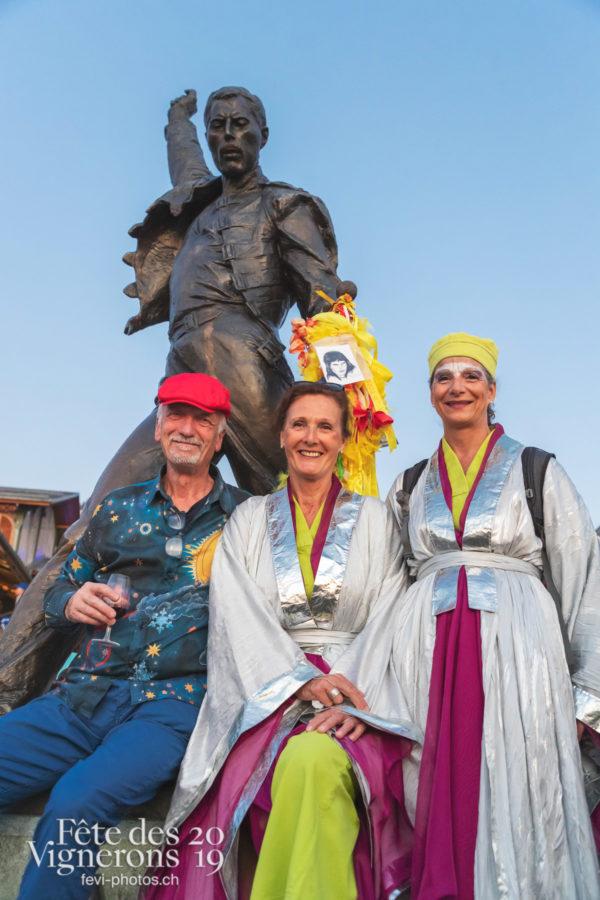 FeVi2019 à Montreux - Chœurs de la Fête, Maîtres-Tailleurs, Musiciens de la Fête, Photographies de la Fête des Vignerons 2019.