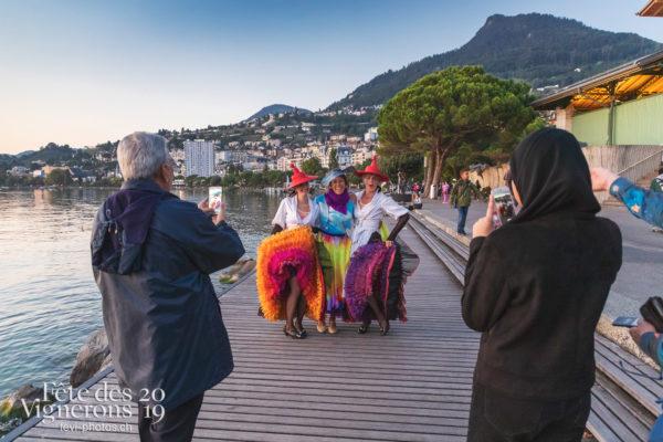 FeVi2019 à Montreux - Bourgeons, Effeuilleuses, Photographies de la Fête des Vignerons 2019.