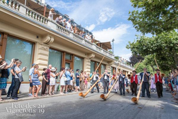 cortege fribourg - corteges, fribourg, Journées cantonales, Photographies de la Fête des Vignerons 2019.