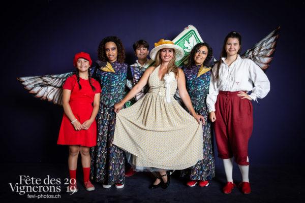 studio_juillet_aout_©JulieMasson-6444 - Cartes, Enfants protecteurs, Etourneaux, Studio, Photographies de la Fête des Vignerons 2019.
