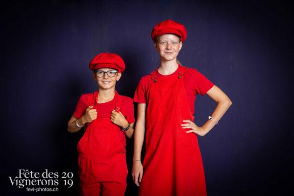 studio_juillet_aout_©JulieMasson-6517 - Enfants protecteurs, Studio, Photographies de la Fête des Vignerons 2019.