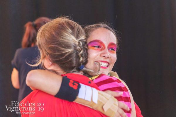 Spectacle final - Final, Flammes, jour, Loïe Fuller, Spectacle, Sport Flammes, Photographies de la Fête des Vignerons 2019.