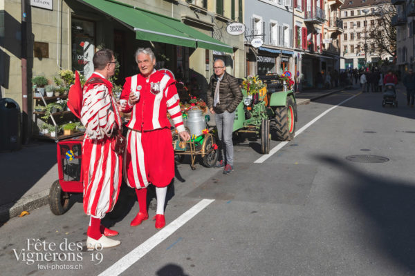 Saint-Martin - Cent suisses, Fifres & tambours de Bâle, Musiciens de la Fête, Saint-Martin, Photographies de la Fête des Vignerons 2019.