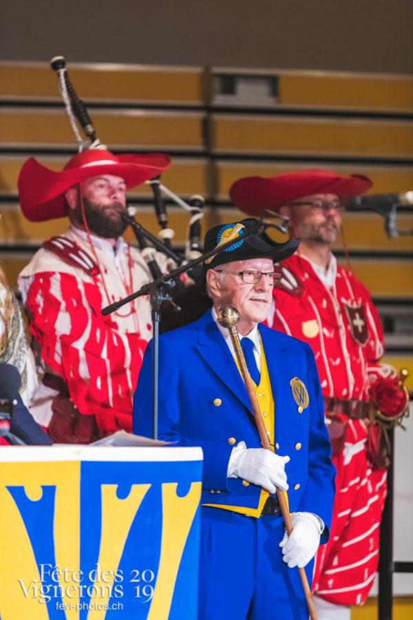 FeVi2019 - Réception ville de Vevey - Autorités, Cent suisses, vevey-remercie-les-figurants-et-benevoles, Photographies de la Fête des Vignerons 2019.