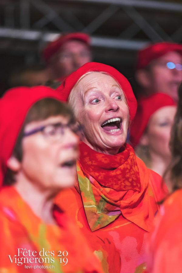 FeVi2019 - Réception ville de Vevey - Chœurs de la Fête, Musiciens de la Fête, vevey-remercie-les-figurants-et-benevoles, Photographies de la Fête des Vignerons 2019.