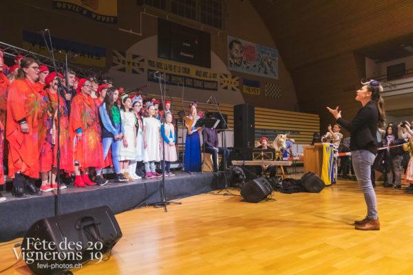 FeVi2019 - Réception ville de Vevey - Chefs des choeurs, Chœurs de la Fête, Musiciens de la Fête, vevey-remercie-les-figurants-et-benevoles, Voix d'enfants, Photographies de la Fête des Vignerons 2019.