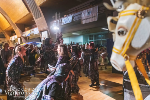 FeVi2019 - Réception ville de Vevey - Etourneaux, etourneaux placeurs, vevey-remercie-les-figurants-et-benevoles, Photographies de la Fête des Vignerons 2019.
