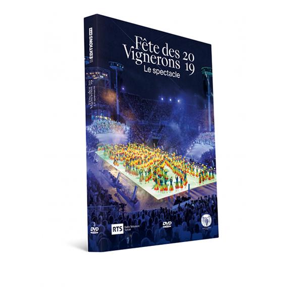 Fête des Vignerons 2019 - DVDPhotographies de la Fête des Vignerons 2019.