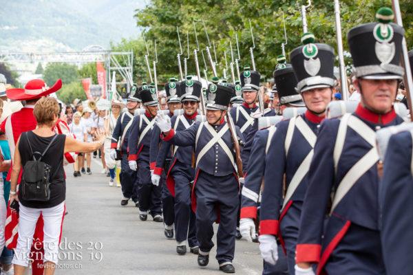 Journée cantonale, Vaud - Journée cantonale Vaud, Journées cantonales, Vaud, Photographies de la Fête des Vignerons 2019.