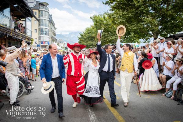 Journée cantonale, Vaud - Autorités, Journée cantonale Vaud, Journées cantonales, Vaud, Photographies de la Fête des Vignerons 2019.